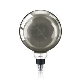 Philips LEDbulb Giant 6.5-25W E27 840 G200 smoky DIM
