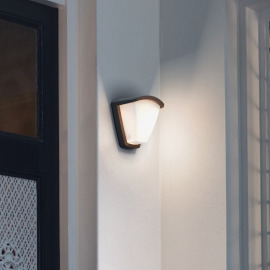 Philips myGarden Wall Luminaire Kiskadee, anthracite