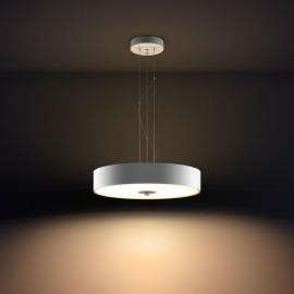 Philips Hue White Ambiance Fair LED Pendant Light white, 3000lm, Dimmer Switch