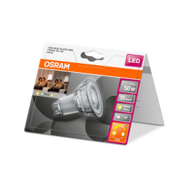 Osram LED STAR+ Double Click DIM PAR16 50 36° 4,5W GU10 2700K