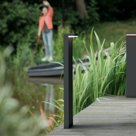 Philips myGarden LED-Wegeleuchte Bustan, anthrazit