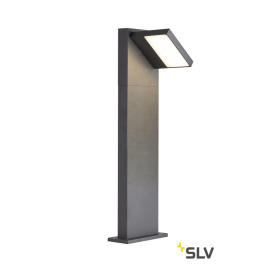 SLV ABRIDOR POLE 60 FL 3000/4000K Outdoor LED-Wegeleuchte anthrazit