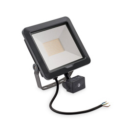 Philips LEDinaire LED-Floodlight 4500lm mit Bewegungsmelder