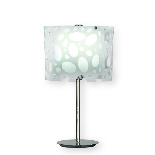 Mantra table lamp MOON WHITE 1L SMALL