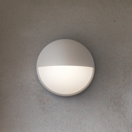 Philips myGarden wall lamp Capricorn 600lm grey