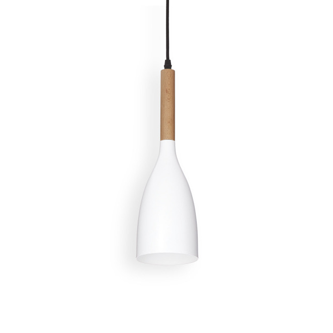 Ideal Lux MANHATTAN SP1 BIANCO pendant light
