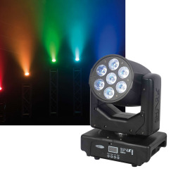 Showtec Shark Wash One LED Moving Head