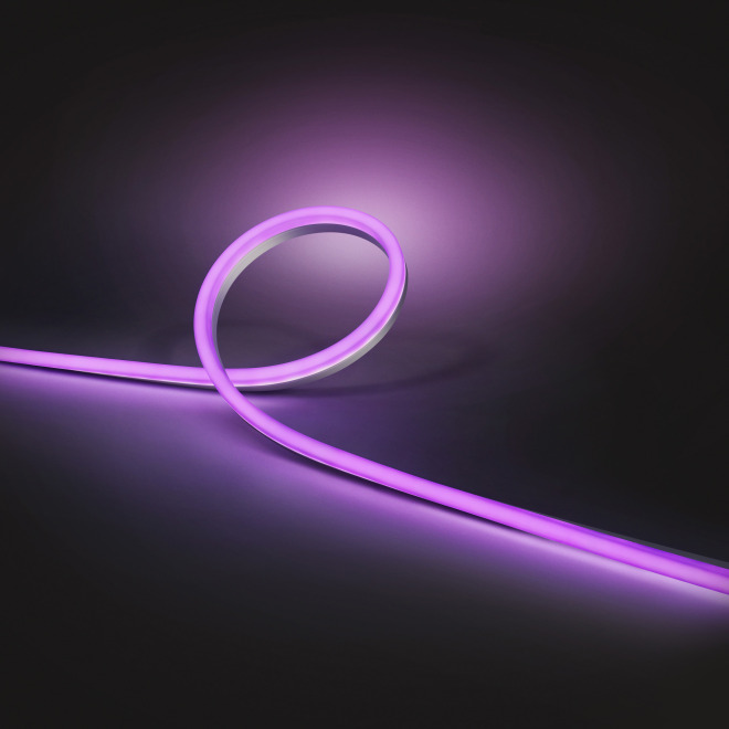 Philips Hue Outdoor LED-Lightstrip White and Color Ambiance 2m