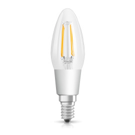 Osram LED STAR+ GLOWdim FIL CLB 40 4,5W E14