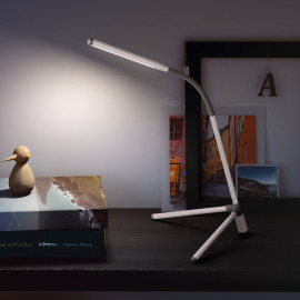 Philips myLiving lampe de table Geometry blanc