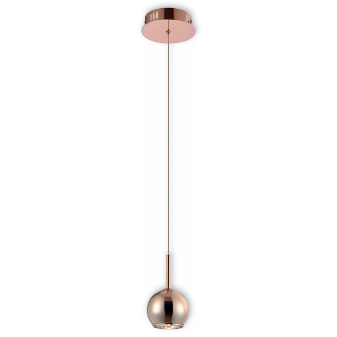 Mantra lampe suspendue CRYSTAL G9 1L SMALL
