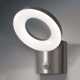 Osram ENDURA STYLE Wall Loop Sensor 12W steel