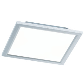 WOFI ceiling light LIV 30x30cm, 2800K-6800K