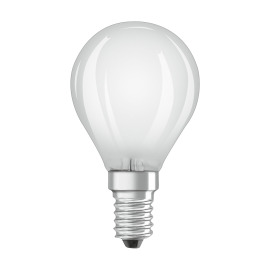 Osram LED STAR RETROFIT matt CLP 40 4,5W E14 865 non dim