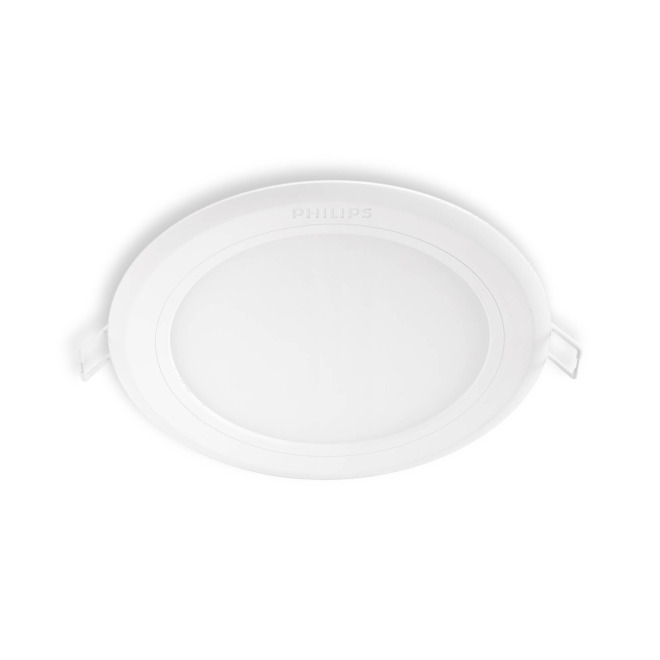 Philips myLiving LED-Downlight Hadron rund weiß