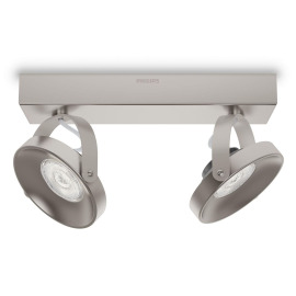 Philips myLiving Spot Spur 2-flames