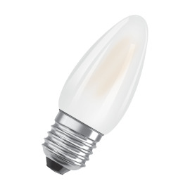 Osram LED SUPERSTAR RETROFIT matt DIM CLB 40 4,5W 827 E27