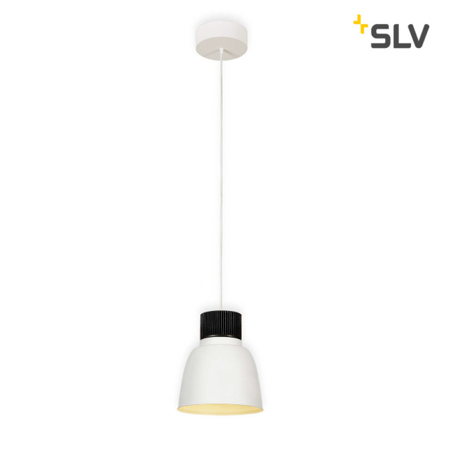 SLV PENTULI LED pendant light 24 white