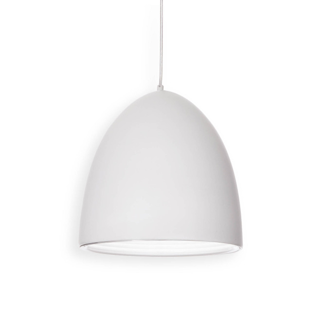Ideal Lux DIN SP1 D30 BIANCO lampe suspendue