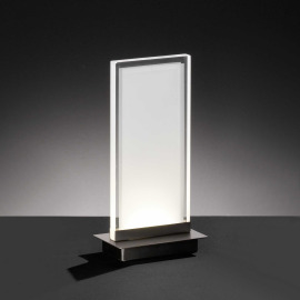Fischer & Honsel table lamp Forma, flat