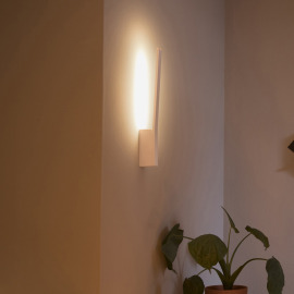 Philips Hue LED Lampe Murale Liane, blanc, White and Color Ambiance