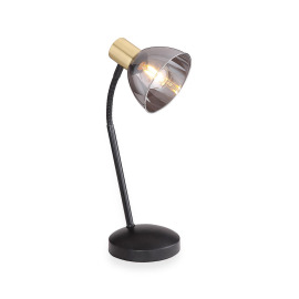 Globo Table Light Jay, E14, black-bronze