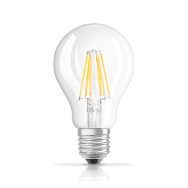 Osram LED RETROFIT CLASSIC A 60 7W 827 E27 CL