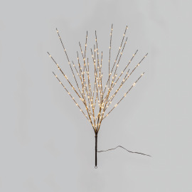 Lotti LED Branch, 220 warm white LEDs, 100cm