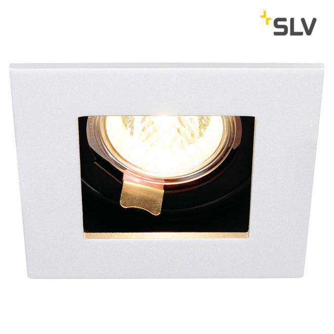 SLV INDI REC 1S Downlight MR16