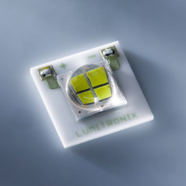 Cree MK-R SMD-LED with PCB (12x12mm), 900lm, 4000K, CRI 80