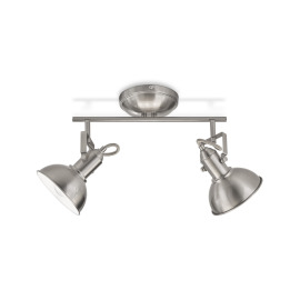 WOFI Wall and Ceiling Light Scope 2-flame