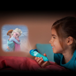 Philips Disney Frozen Projector-Flashlight