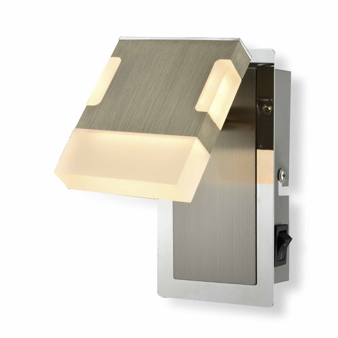 ESTO wall light PRINCE 1-flame