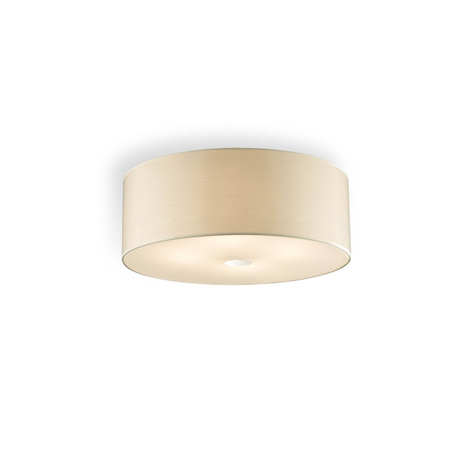 Ideal Lux WOODY PL5 WOOD plafonnier