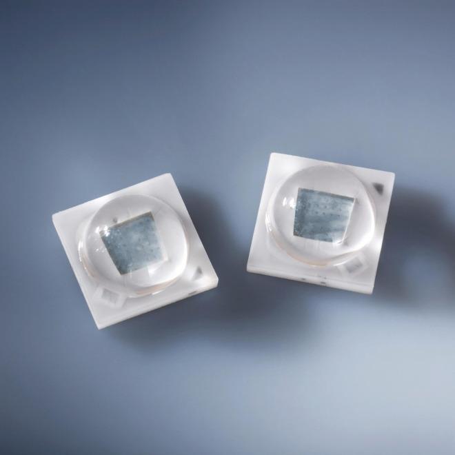 Nichia NCSB219B-V1 SMD-LED, 40lm, blau