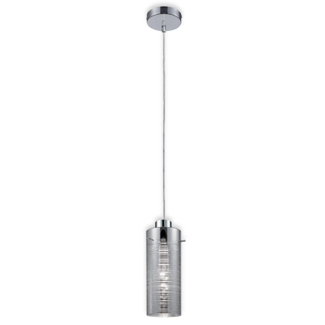 ESTO pendant light JARON cylindrical, 1-flame