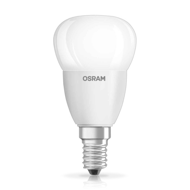 Osram LED STAR CLP40 5,8W 840 frosted E14