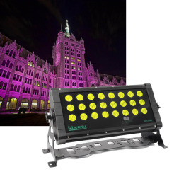 BeamZ WH248 LED Wash 24 x 8W Quad DMX Wall-Washer