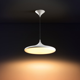 Philips Hue White Ambiance Cher LED Pendant Light white, 3000lm