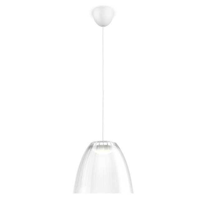 Philips myLiving LED Pendant Light Tenuto transparent