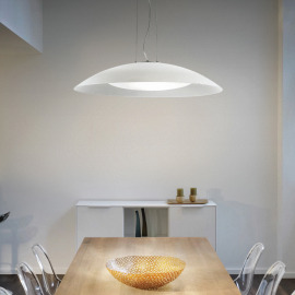 Ideal Lux LENA SP3 D64 BIANCO pendant light
