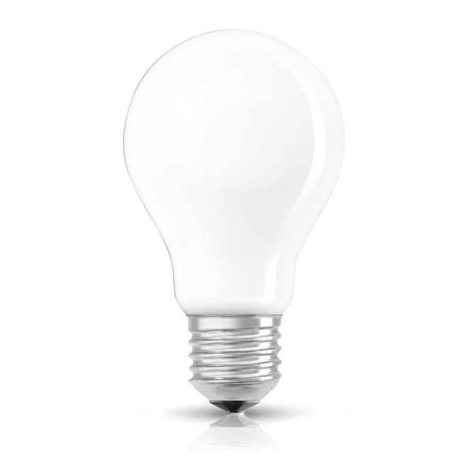 Osram LED RETROFIT DIM A40 5W E27 matt