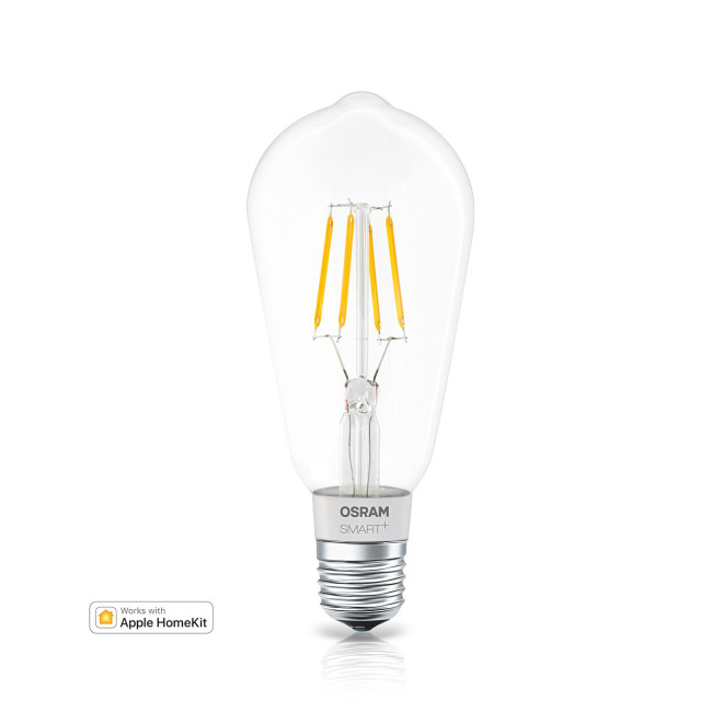 Osram SMART+ APPLE HOME KIT FILAMENT EDISON60 E27 DIM