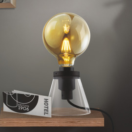 Osram VINTAGE 1906 Table Lamp black