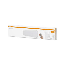 Osram ORBIS Square LED Ceiling Luminaire REMOTE CCT 45W 90x19cm