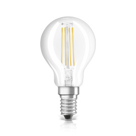 Osram LED STAR+ CLP 40 FILAMENT klar 5W E14 4000K + 2700K