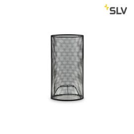 SLV Fenda Sieve Lampshade, matt black