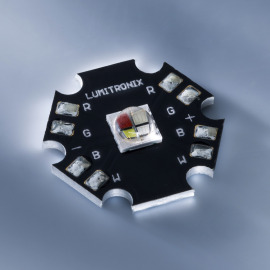 Cree XM-L SMD-LED with PCB (Star), RGBW