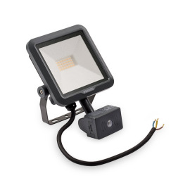 Philips LEDinaire LED Floodlight 900lm with Motion Detector