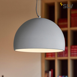 SLV Bela 40 LED pendant light white